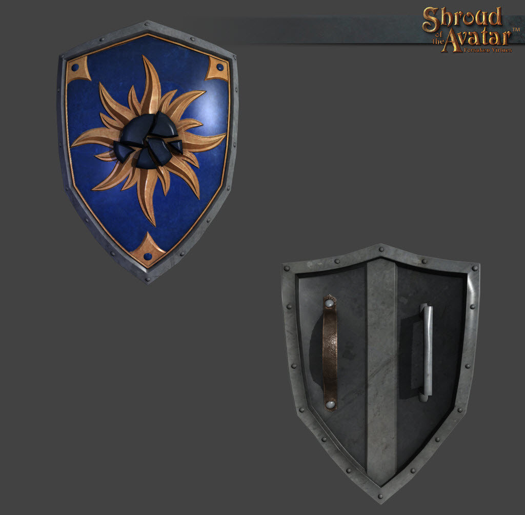 Founder's Shield - Shroud of the Avatar