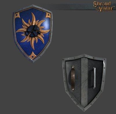 Founder's Shield - Shroud of the Avatar