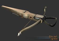 Iolo's Royal Founder Crossbow - Shroud of the Avatar