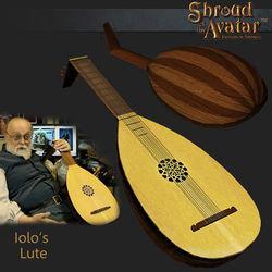 Iolo's Lute - Shroud of the Avatar