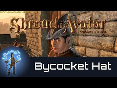 Virtue Bycocket Hat - R18 Hat Quest - Shroud of the Avatar