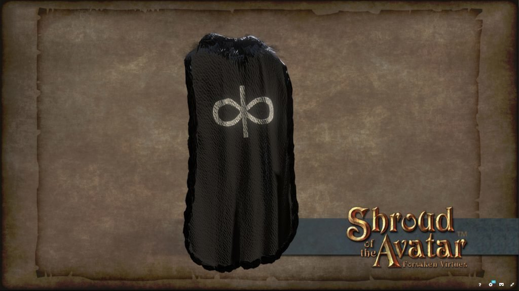 Virtue Cloak - Shroud of the Avatar