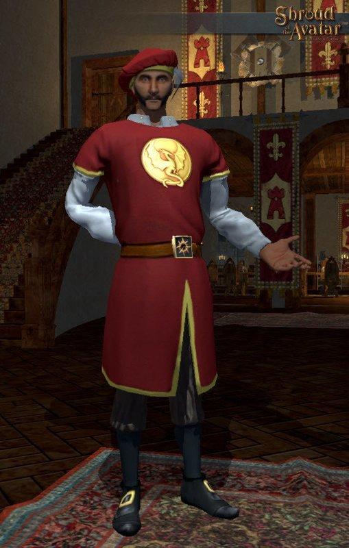 Baron's Servant Decoration Pet - Shroud of the Avatar