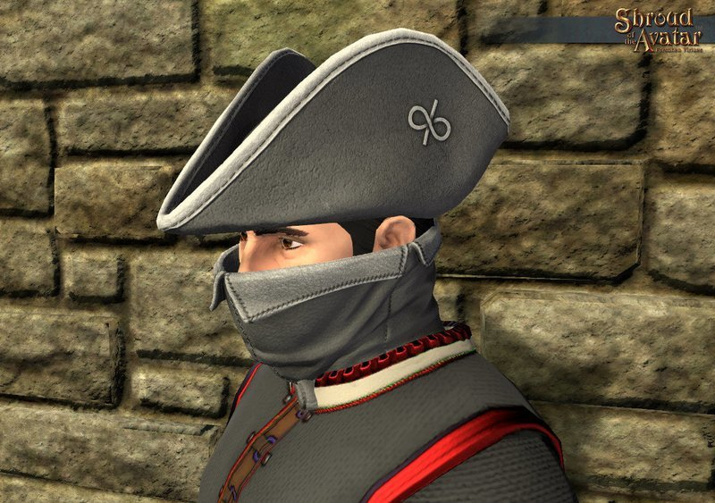 Virtue Highwayman Hat - R21 Hat Quest - Shroud of the Avatar