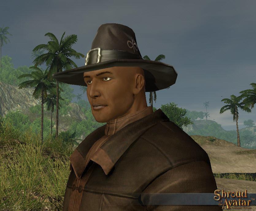 Virtue Pilgrim Hat - R12 Hat Quest - Shroud of the Avatar