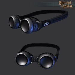 Virtue Steampunk Goggles - R20 Hat Quest - Shroud of the Avatar