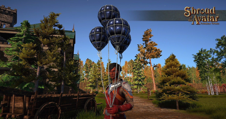 Virtue Balloons - Shroud of the Avatar