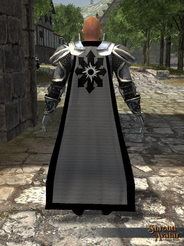 Darkstarr Cloak - Shroud of the Avatar