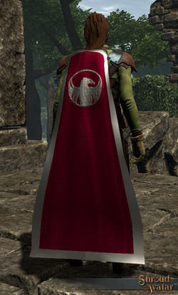 Lord's Cloak (Light Source, Enchantable) - Shroud of the Avatar