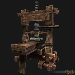 Magic Printing Press - Shroud of the Avatar