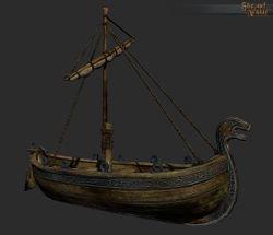 Longboat Drydock - Shroud of the Avatar