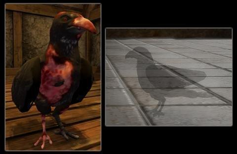 Obsidian Bundle Raven Reward (in bag) - Shroud of the Avatar