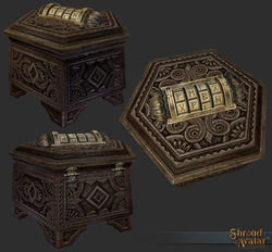 Puzzle Box - Shroud of the Avatar