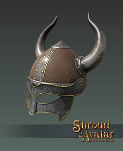 Viking Helmet - Shroud of the Avatar