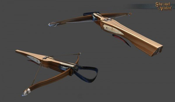 Iolo's Founder Crossbow - Shroud of the Avatar