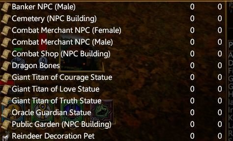 Combat Shop (NPC Building) - Shroud of the Avatar