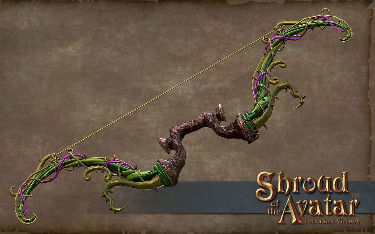 Thorn Bow - Shroud of the Avatar