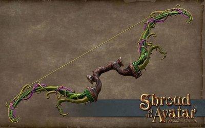 Thorn Bow - Shroud of the Avatar