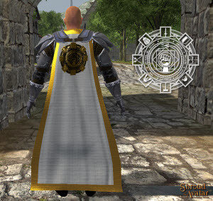 Combat Sigil Cloak - Shroud of the Avatar