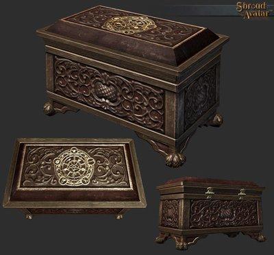 Artisan Box of Plenty - Shroud of the Avatar