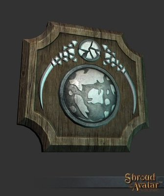 Benefactor's Plaque - Shroud of the Avatar