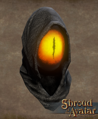Oracle Eye Hood - Shroud of the Avatar