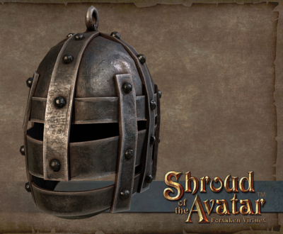 Prisoner's Mask - Shroud of the Avatar