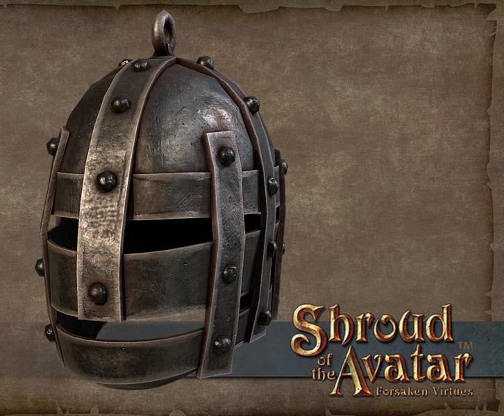 Prisoner's Mask - Shroud of the Avatar