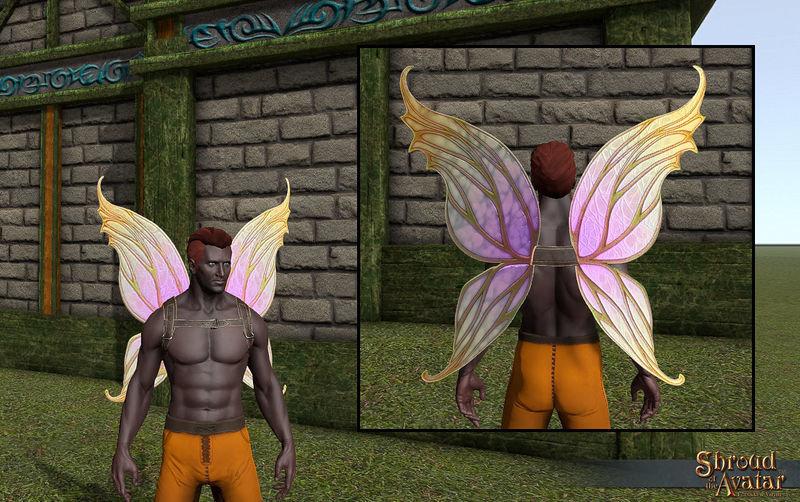 Fairy Wings - Shroud of the Avatar