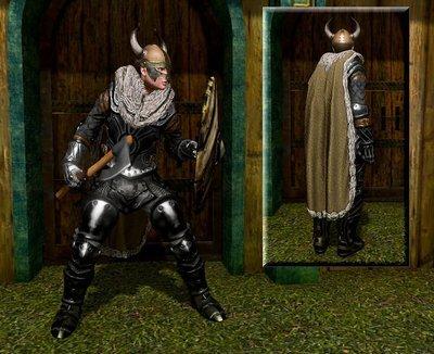 Viking Cloak - Shroud of the Avatar