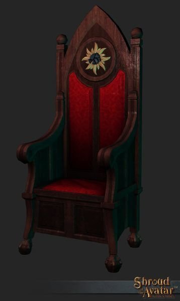 Founder's Lord Throne - Shroud of the Avatar