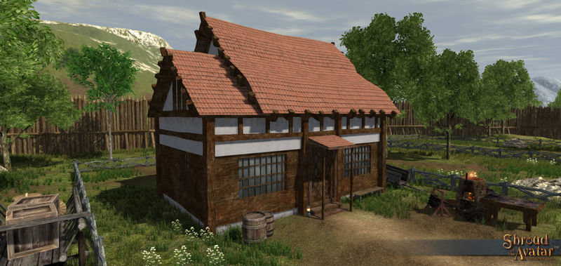 Edelmann Benefactor (Village Home) - Shroud of the Avatar