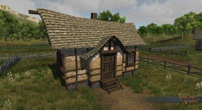 Shingle-Roof (Village Home) - Shroud of the Avatar