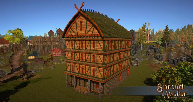 Viking Inn (Village Home) - Shroud of the Avatar
