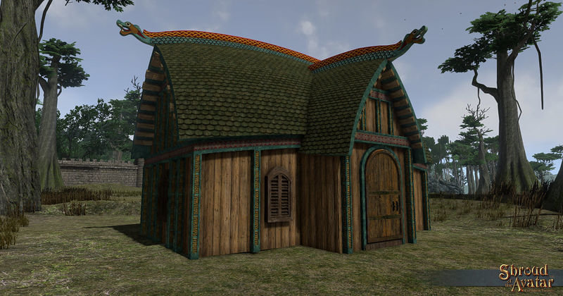 Viking One-Story (Village Home) - Shroud of the Avatar