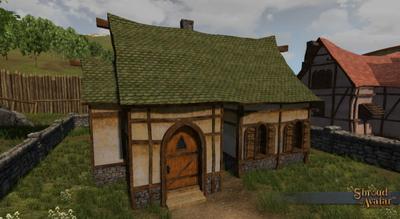 Citizen Benefactor (Village Home) - Shroud of the Avatar