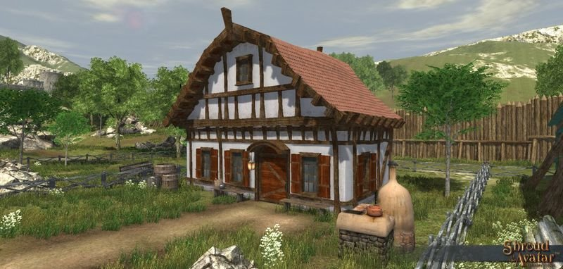 Edelmann Founder (Village Home) - Shroud of the Avatar