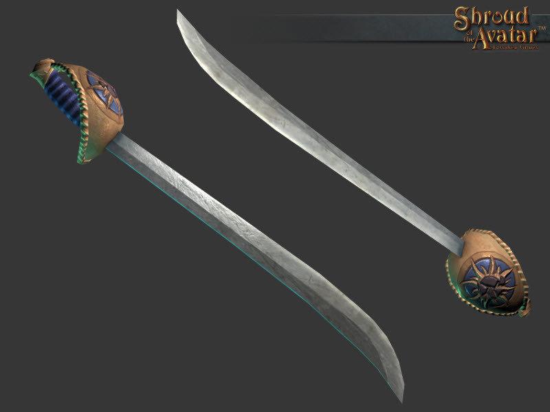 Founder's Cutlass - Shroud of the Avatar