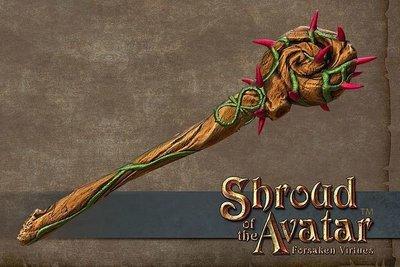 Thorn Mace - Shroud of the Avatar