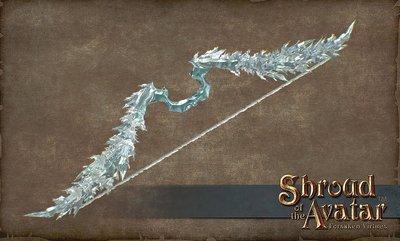 Virtue Ice Bow - Shroud of the Avatar