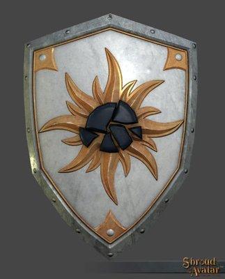 Royal Founder's Shield - Shroud of the Avatar