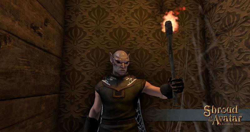 Elf Mask - Shroud of the Avatar