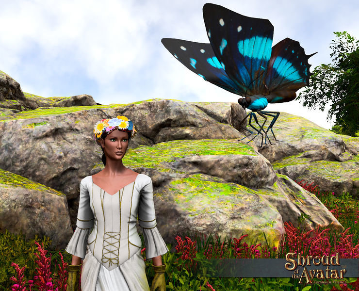 Flower Crown - Shroud of the Avatar