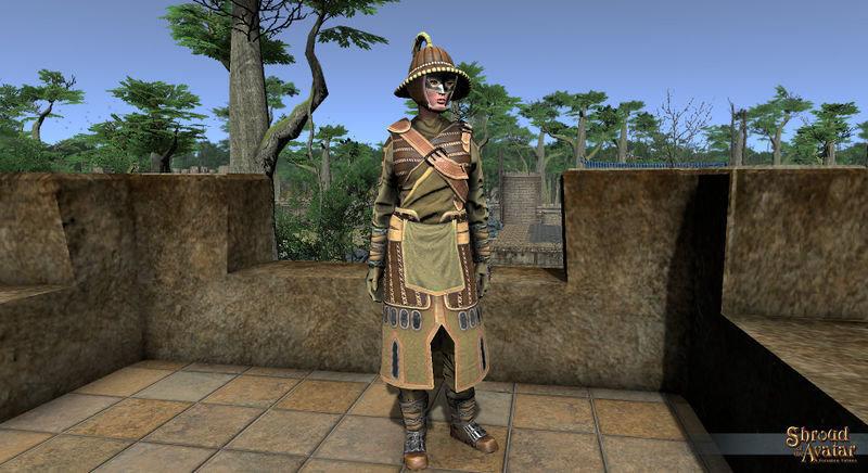 Ardoris Guard Armor (full set) - Shroud of the Avatar