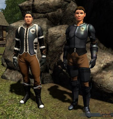 Royal Founder Mail Set (Boots, Chest, Gloves, Legs) - Shroud of the Avatar