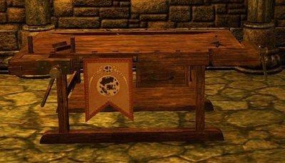 Expert Carpentry Station - Shroud of the Avatar