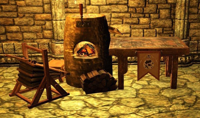 Expert Smelting Station - Shroud of the Avatar
