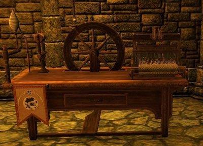 Expert Textiles Station - Shroud of the Avatar
