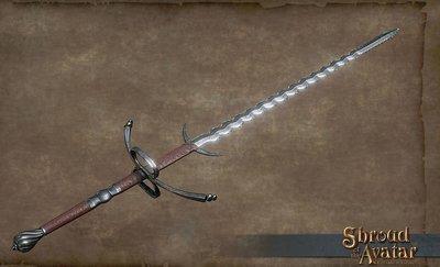 Eternal Pattern: Ornate Dagger - Shroud of the Avatar