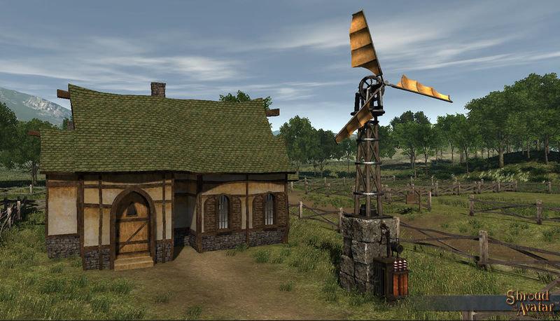 Wind Power Generator - Shroud of the Avatar